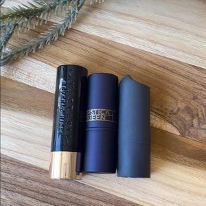 Bite, ABH and Lipstick Queen mini lipsticks